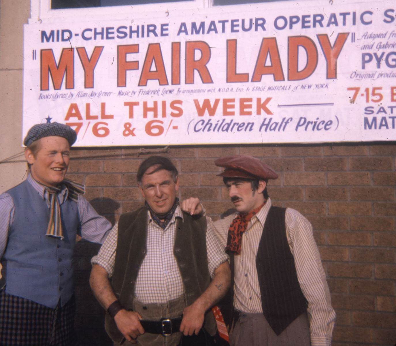 Musical Theatre - My Fair Lady - 1969