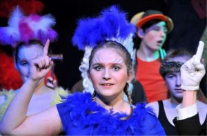 Mid Cheshire Youth Theatre performing Thoroughly Modern Millie