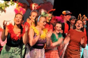 Mid Cheshire Youth Theatre perform Thoroughly Modern Millie